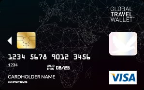 Corporate Foreign Currency Card